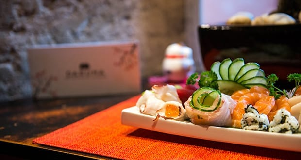 Japanese cuisine at palma 39 s daruma restaurant all about for Abc kitchen restaurant week menu