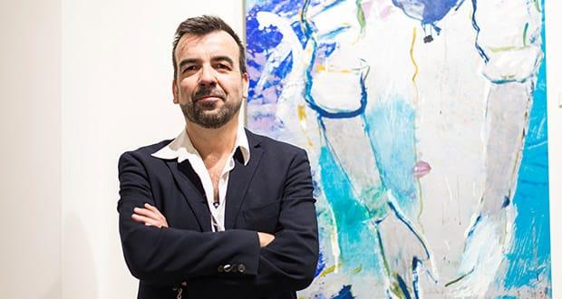 Ignacio Burgos exhibition at Rialto Living