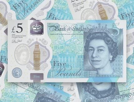 Five Pound Note II