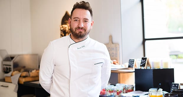 New executive chef for Quadrat restaurant