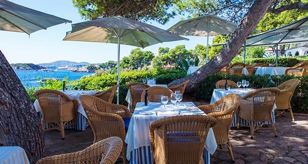 Las terrazas del bendinat restaurant all about mallorca for Terrazas easy 2016