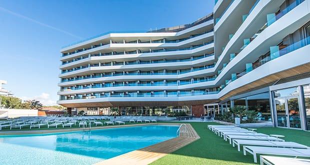Playa De Palmas Neues Hotel Llaut Palace Abcmallorca Erleben Sie