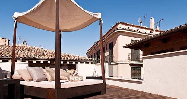 Purohotel palma unkonventionell kosmopolitisch alles for Top design hotels mallorca