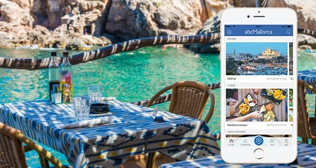 Get the NEW abcMallorca Reservations APP now!