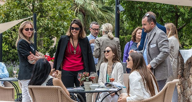 La Residencia hosts abcMallorca Business lunch