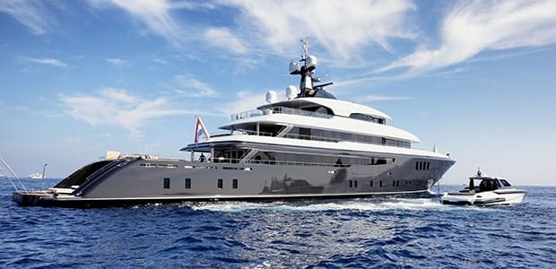The most exclusive superyachts for sale now! - abcMallorca giving