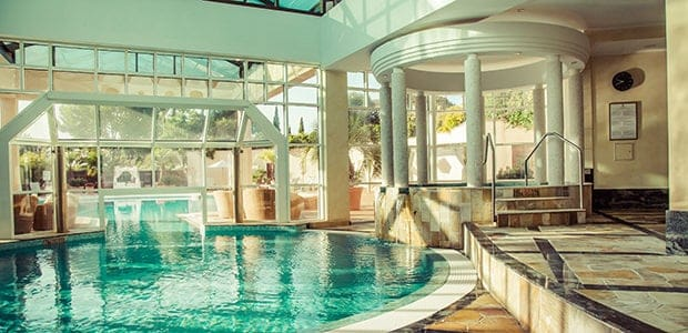 The Arabella Spa in Costa d'en Blanes was voted one of the top 10 hotel spas  in Europe and offers an exotic combination of Western and Eastern wellness  and ...