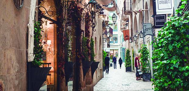 calle verí palma01 - Shopping in Palma