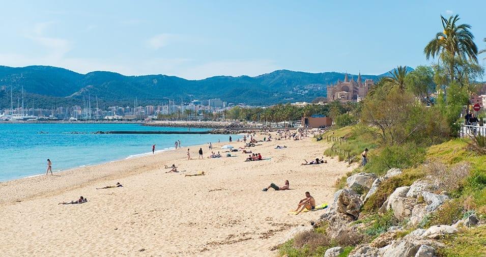 Playa de palma alles ber mallorca for Piscinas publicas palma de mallorca