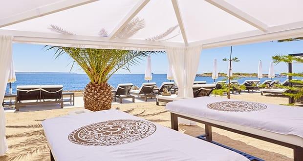 Purobeach Illetas, an oasis by the sea