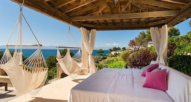 Luxury villa in Cala Blava