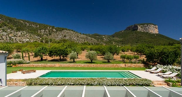 Authentic country house in Alaró: a stunning location