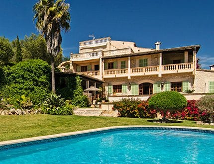 Wonderful country house in Montuiri, Mallorca