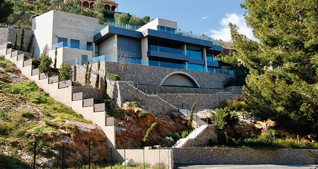 Architect Nick Spangenberg