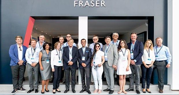 Fraser 70 year Anniversary