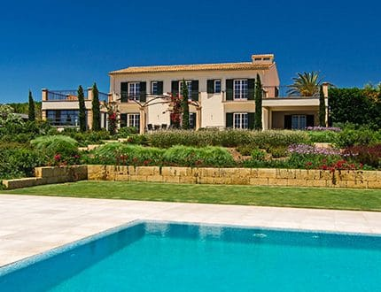 Luxury Finca in Mallorca: a tranquil setting