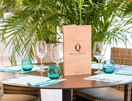 Restaurante Quinta Esencia
