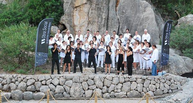 Torrent de Pareis concert