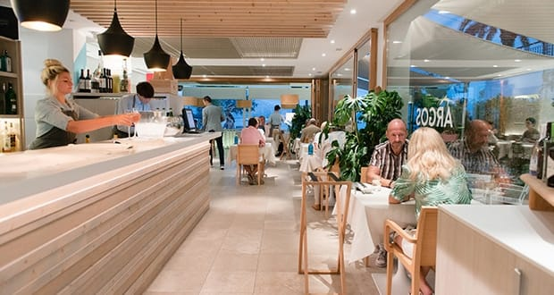 Restaurantes que te encantar n todo sobre mallorca - Restaurante argos ...