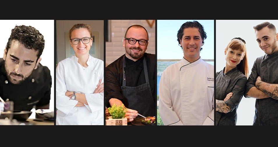 Gala gastronómica de fin de temporada en Jumeirah
