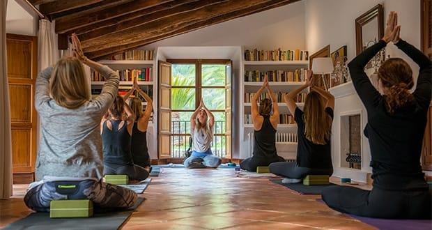 Frühlings-Yoga-Retreat auf Mallorca