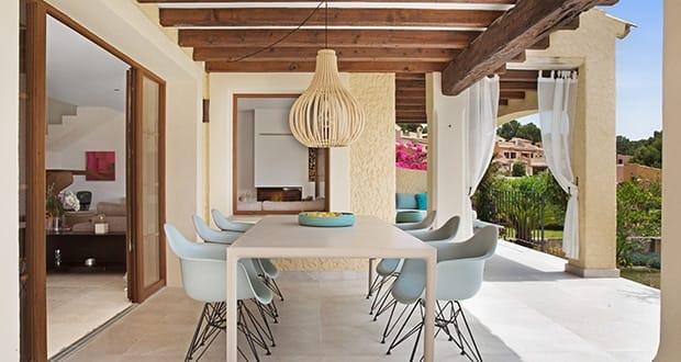 Moderne Villa in Costa de la Calma - Alles über Mallorca