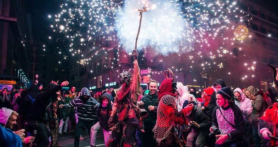 Fiestas locales en Mallorca