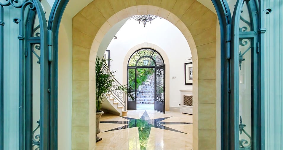 Villa vacacional en port d 39 andratx con amarre privado - Banos arabes mallorca precio ...