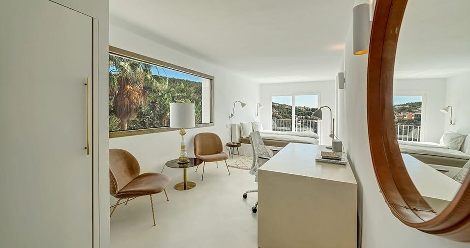 Villa vincente mediterraner minimalismus alles über mallorca