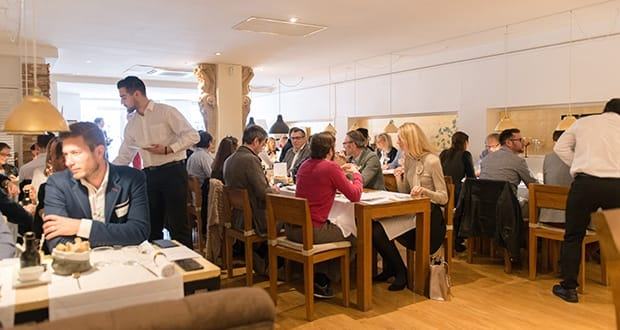 Fulla d'Ostra hosts abcMallorca Business Lunch