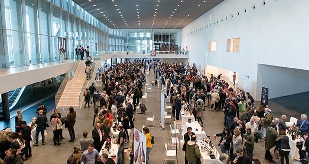 Wein Festival Catavinos im Palacio de Congresos