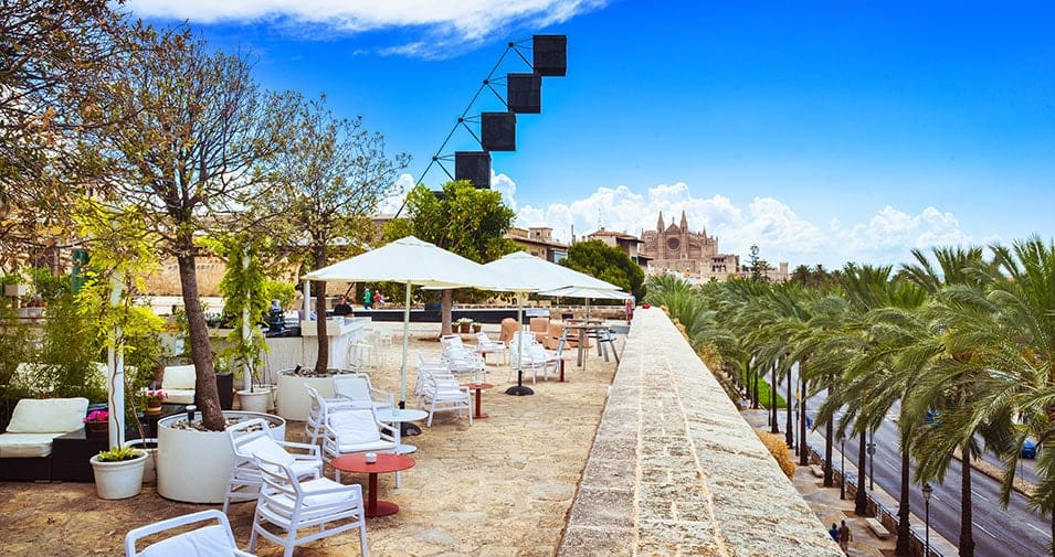 11 bars with amazing views in Palma - abcMallorca giving you the best  experience of Mallorca