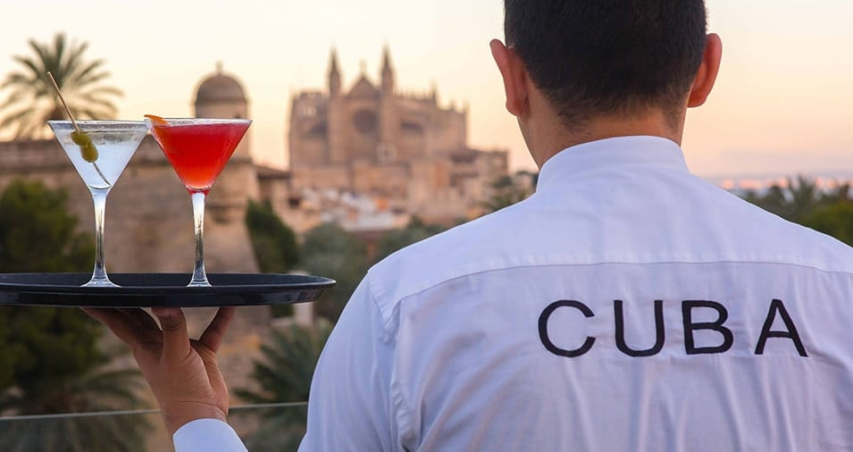 A visit to Hotel Hostal Cuba in Palma