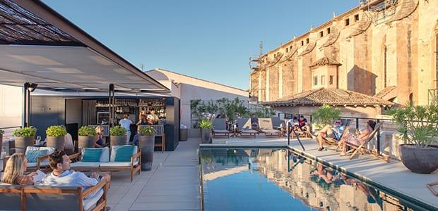 11 Restaurants With Amazing Terraces In Palma Abcmallorca