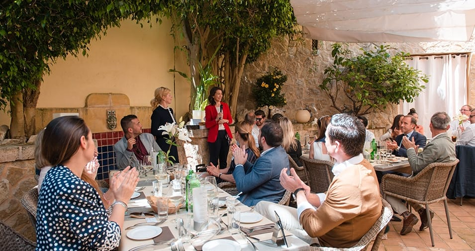Trespais hosts abcMallorca Business Lunch