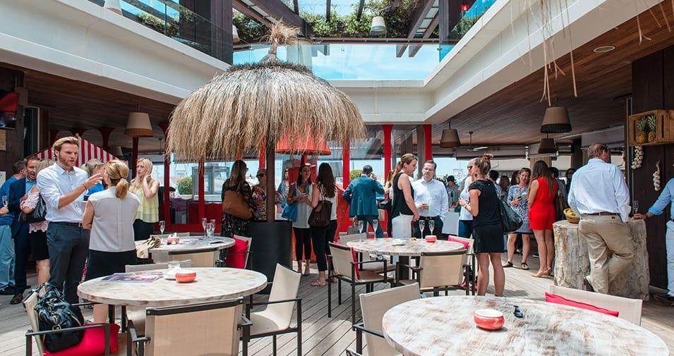 abcMallorca Business Lunch im Restaurante Bruno