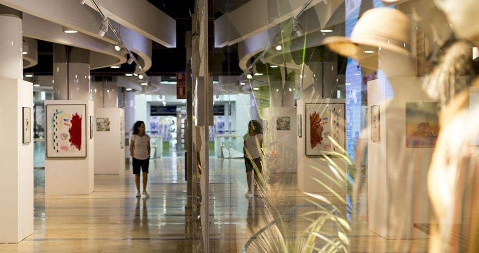 Don't miss the FLECHA art fair at Porto Pi