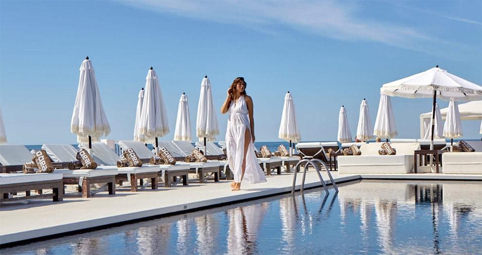 11 clubs de playa de visita obligada en Mallorca