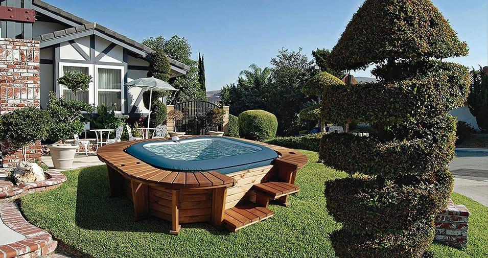Genießen Sie den Sommer mit K₂O-Whirlpools!