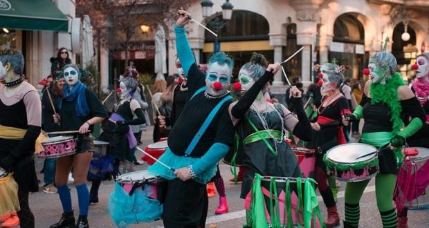 Feste im Februar auf Mallorca