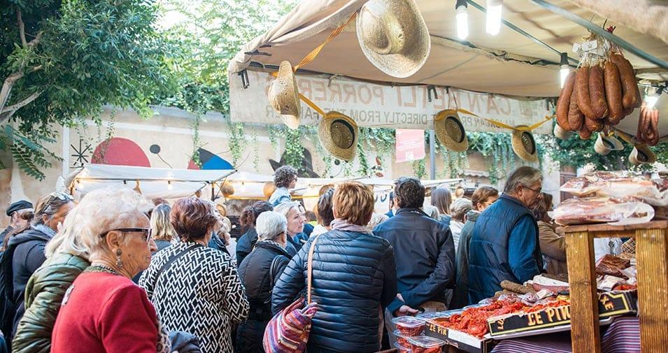 Local festivals in November on Mallorca