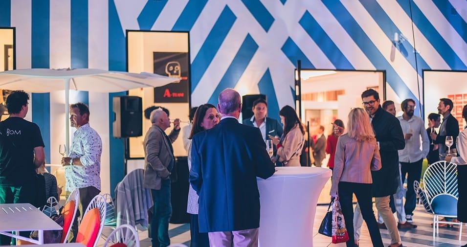 Fiesta de presentación Home & Decor en Gallery Red