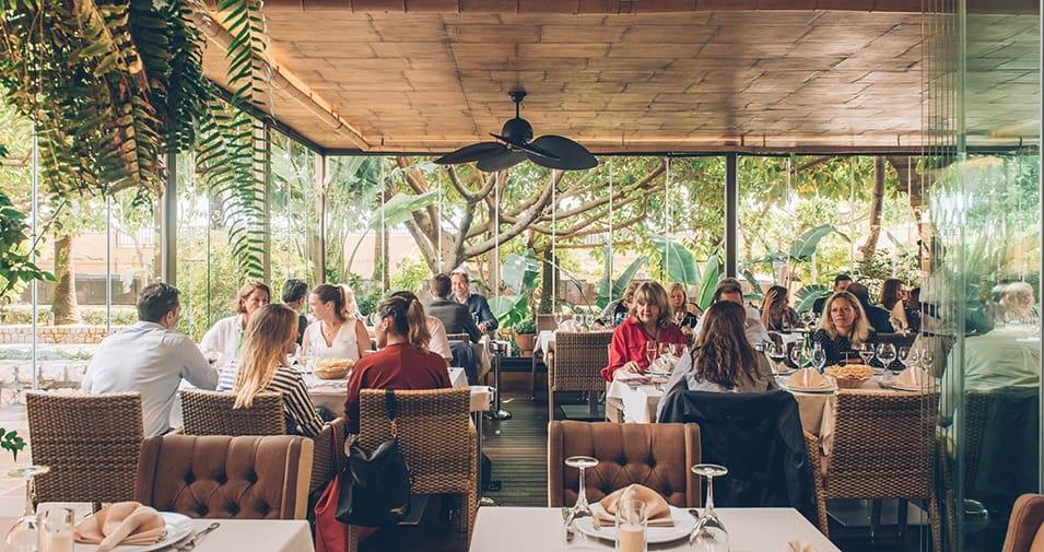 abcMallorca Business Lunch en Mahal Tandoori