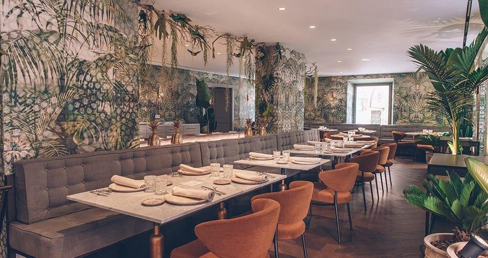 Restaurantes abiertos en invierno de 2018