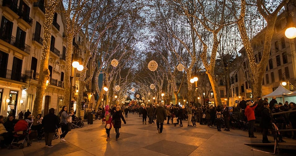 Mallorca in December