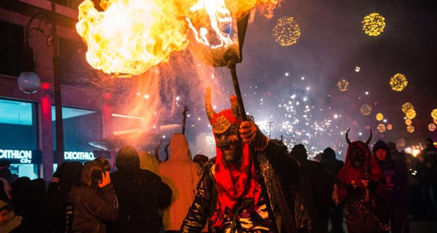 Local Festivals in January on Mallorca