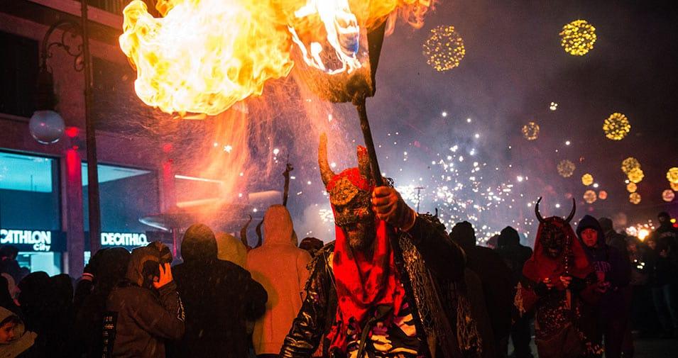 Feste im Januar auf Mallorca