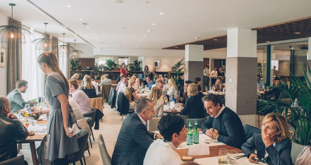 abcMallorca Business Lunch im Es Princep