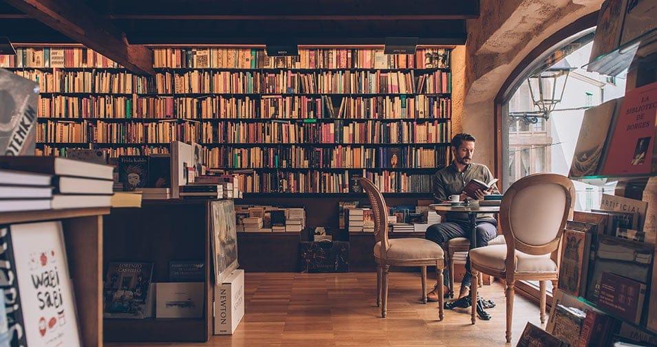 Die lauschigsten Buchhandlungen in Palma