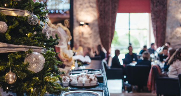 Christmas Business Lunch in Gran Hotel Son Net